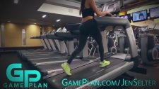 Jen Selter New Workout Scene Jen Selter 2014