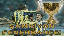 Tuğba Ekinci'den Fenerbahçe Marşı