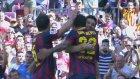 Barcelona 2-2 Getafe (Maç Özeti)