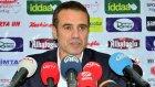 Ersun Yanal Akhisar maçı basın toplantısı