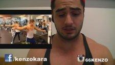 Jeff Seid Göğüs Antrenman Programı - Vücut Geliştirme - Fitness Workout - Kenzo Karagöz