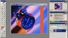 Photoshop Dersleri 85 - Seçilmiş Alanı Bir Renkle Doldurmak