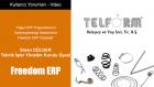 Diğer ERP Programlarının Karşılayamadığı İsteklerimizi Freedom ERP Karşıladı - Sinan DÜLGER