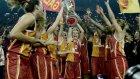 Galatasaray - Fenerbahçe basket maçında olaylar