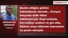 Emenike: Aykut Kocaman'la Baba Oğul Gibiyiz