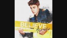 Justin Bieber - Take You ( Acoustic) (Audio)