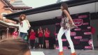 Bella Thorne And Zendaya Dancing
