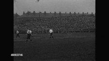 1901 yılındaki futbol maçından görüntüler