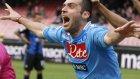 Goran Pandev'in golü ile Napoli skoru 2-0'a getirdi