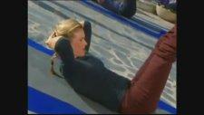 Jimnastik Dersleri 2 - Kondisyon Geliştirici Çalışmalar