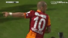 Eskişehirspor 0-1 Galatasaray (Maç Özeti)