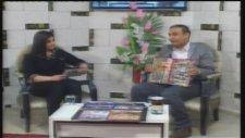Siirt Ürünleri Dernek Başkanı Seyyah Vehip Emrah Siirt Kanal 56 Televizyonunda