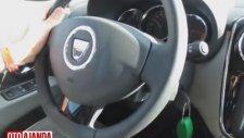 Dacia Lodgy Test Sürüşü Marakesh Fas 2012