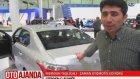 Memduh Taşlıcalı Autoshow 2012 Citroen C-Elysee modelini Anlatıyor