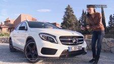 Mercedes-benz Tv: Yeni Gla Testi