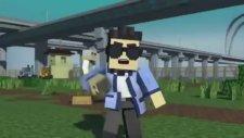 Minecraft Gangnam Style