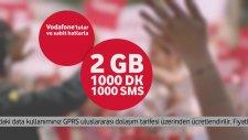 Her İşini Telefonla Halledenler Vodafone Red'e Geçiyor.
