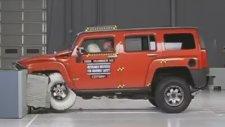 2008 Hummer H3 Çarpışma Testi