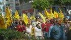 Adana'da 1 Mayıs Mitingi Görkemli Geçti