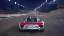 Porsche 918 Spyder & Top Gear @ Abu Dhabi