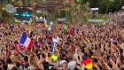 Hardwell Live Tomorrowland