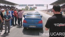 Tork Garage Impreza STi Seeding  - 2014 Konya Dragları [KmC]