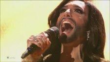 Eurovision'u Sakallı Kadın Conchita Wurst Kazandı