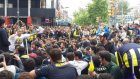 Fenerbahçe'nin şampiyonluk kutlamaları - 1