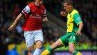 Norwich City 0-2 Arsenal (Maç Özeti)