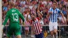 Atletico Madrid 1-1 Malaga | Maç Özeti (11.05.2014)