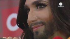 Conchita Wurst: Ön Yargıları Kırma Peşindeyim