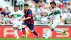 Elche 0-0 Barcelona | Maç Özeti (11.05.2014)