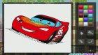 Araba Boyama Oyunu Oynama Videosu