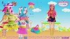 Barbie Bebek Giydir Oyunu Nasıl Oynanır