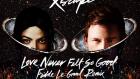 Michael Jackson - Love Never Felt So Good - Fedde Le Grand Remix (Extended Mix) (Audio)