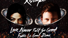 Michael Jackson - Love Never Felt So Good - Fedde Le Grand Remix (Extended Mix) (Audio)