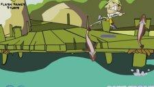 Somon Avı Oyununun Tanıtım Videosu
