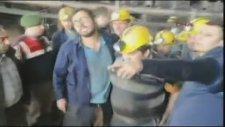Manisa Kömür Ocağında Patlama Yüzlerce İşçi Mahsur