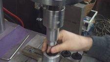 Ultrasonik Plastik Yapıştırma Makinası