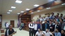 D Bakır Berberler Ve Kuaförler Odası Yeni Yönetimi
