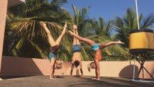 Kino Yoga Handstand Lovers