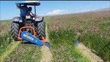 Oğuzyiğit Tarım HN 300 Çift Hareketli Mastarlı Çayır Biçme Makinası