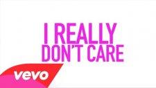 Demi Lovato Feat. Cher Lloyd - Really Don't Care