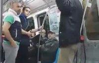 Metroda Soma Faciası Tartışması