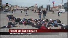 Soma Maden Faciası - Türkiye Genelinde Protesto Ediliyor.