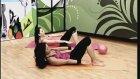Kalça Sıkılaştırma Egzersizleri - Burcu ve Gül