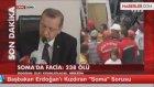 Başbakan Erdoğan'ın Maden Kazalarını Örneklendirmesi - Soma