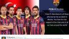 FC Barcelona'dan Soma mesajı