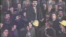 1978 Yapımı Maden Filmi'nden Bir Sahne