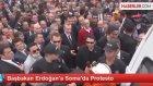 Başbakan Erdoğan'a Soma' da Protesto